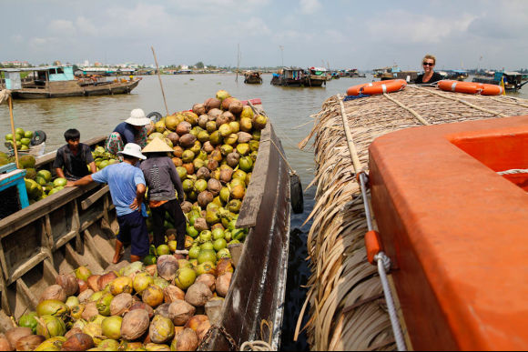 Travel the Mekong Delta by speedboat - 0
