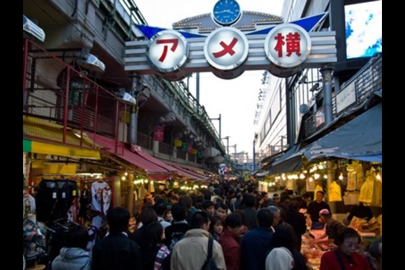 Explore old Style Tokyo Tour (Private) - 0