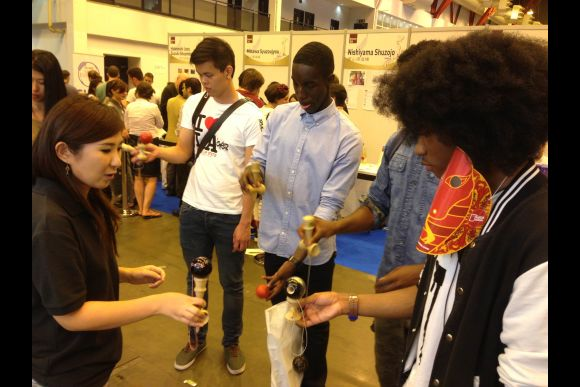 """Kendama"" Lesson with a Kendama Girl in Tokyo! - 0"