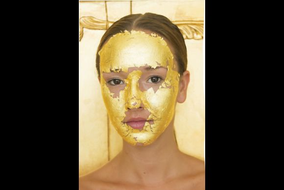 Exclusive 24k Gold Leaf Facial Treatment  - 0