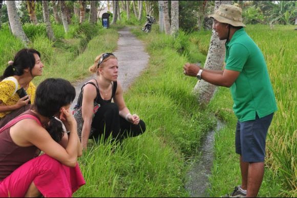 Be one with Nature on a Special Herbal Walk in Ubud - 0