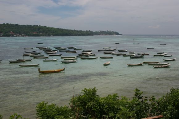 Visit a Seaweed Farm on a Serene Island near Bali - 0
