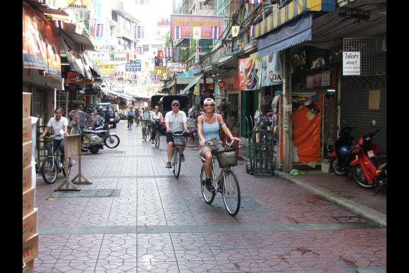 Cycle Historic Bangkok (3-hour bicycle tour) - 0