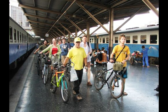 The Ultimate Bangkok Bicycle & Boat Tour: Ride. Eat. Drink. - 0
