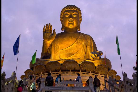 Escape to Lantau Island: Big Buddha & Tai O Fishing Village - 0