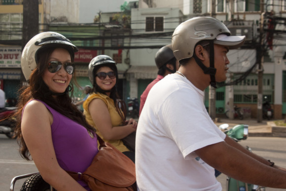 The Insider's Tour of Saigon (on Vintage Vespa) - 0