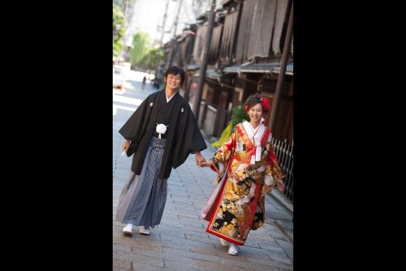 Shoot Wedding Photos in Kyoto - 0