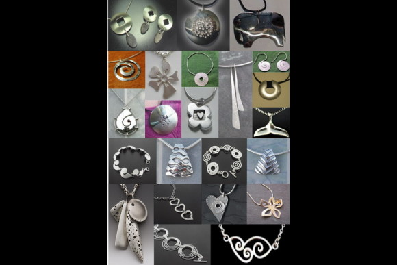 Create your own silver jewelry - 4