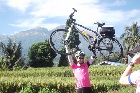 Biking/Trekking Combination Tour - Best of Lombok in 1 day!  - 0