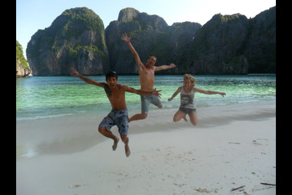 Feed Monkeys and Swim with Glowing Plankton in Maya Bay - 0