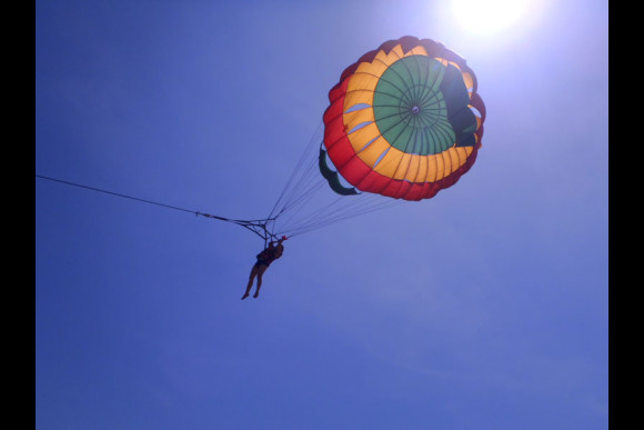 Go Parasailing in Bali - 0