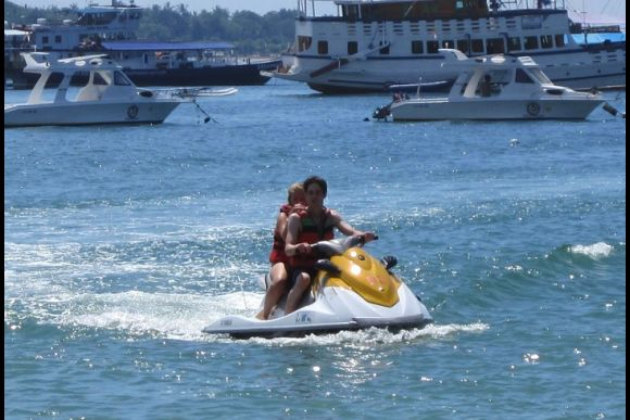 Watersports : Ride a Jet Ski in Bali! - 0