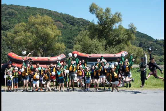 Enjoy Half Day Fuji River Rafting Tour near Mt.Fuji - 0