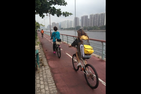 Cycling Tour in the New Territories - 0