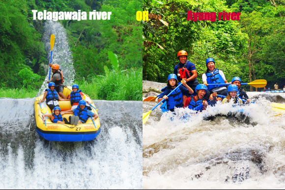 5% OFF One Day Package - White Water Rafting + Spa - 0