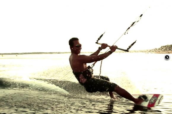 Kitesurf Across Bali's Waves - 0