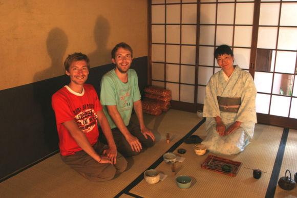 Japanese Tea Ceremony Experience in Kyoto