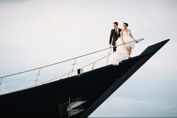 Celebrate Your Honeymoon on a Luxury Yacht - 0