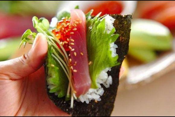 Temaki Sushi Party in Osaka! - 0