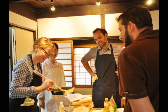 Experience traditional Japanese cooking in Kyoto - 0