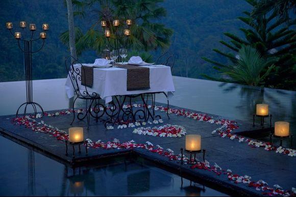 Romantic Spa & Twilight Dinner or Tea in Ubud - 0