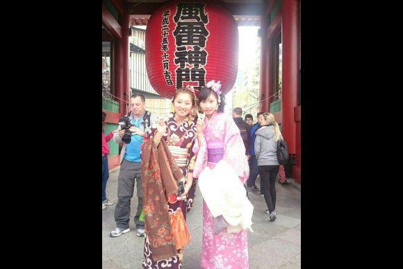 Enjoy Harajuku, Meiji Jingu, or anywhere in Kimono all day! - 0