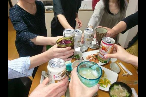 "Japanese style home drinking party ""Takunomi"" - 0"