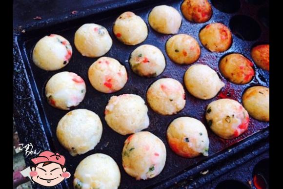 Become a Takoyaki Master and Make the Specialty of Osaka! - 0