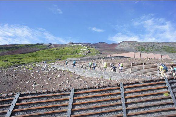 Mt Fuji One Day Climbing Tour