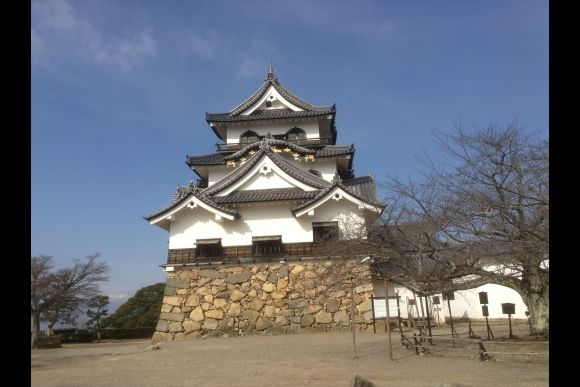 Take a walking tour to Hikone Castle and the castle town - 0
