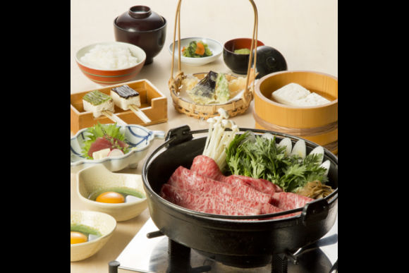 Kobe Wagyu Beef Cuisine with a Robot Restaurant ticket - 0