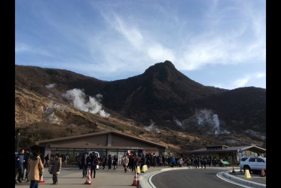 Go on a one day trip around Hakone's highlights - 0