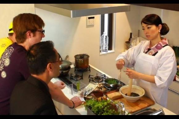 Experience Washoku cooking lesson with seasonal ingredients - 0