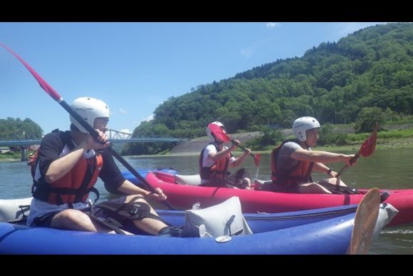Join a rafting adventure tour in Hayakawa village, Yamanashi - 0