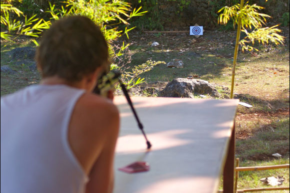 Bali Shooting Range : Aim and Shoot | Sharpen Your Accuracy - 0