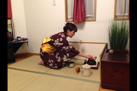 Enjoy Japanese Home Cooking and Tea Ceremony near Nagoya - 0