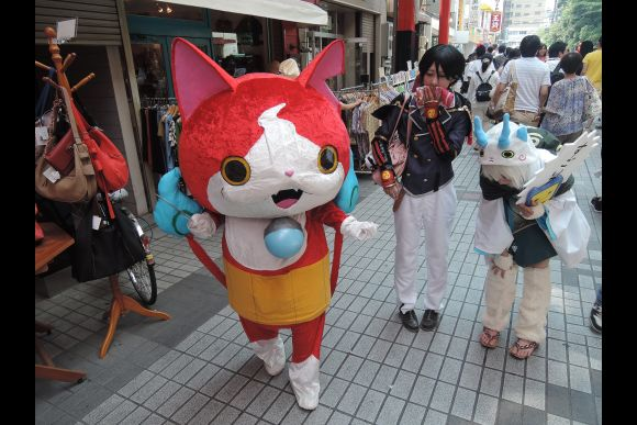 Explore Nagoya's pop-culture: cosplay, maid cafes, anime - 0