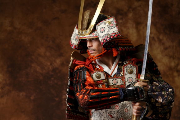 Dress up like a samurai warrior and take photos in Summer! - 0