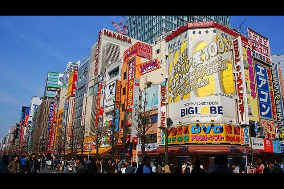 Explore two major neighbourhoods in Tokyo in a half day tour - 0