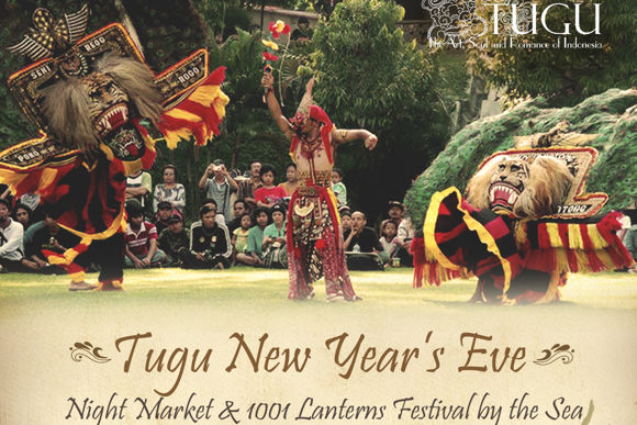 Tugu New Year's Eve: Night Market & 1001 Lanterns by the Sea - 0