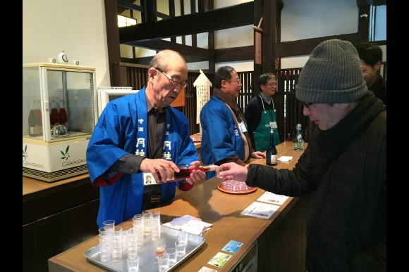 10% OFF Take a sake tour in Fushimi - 0