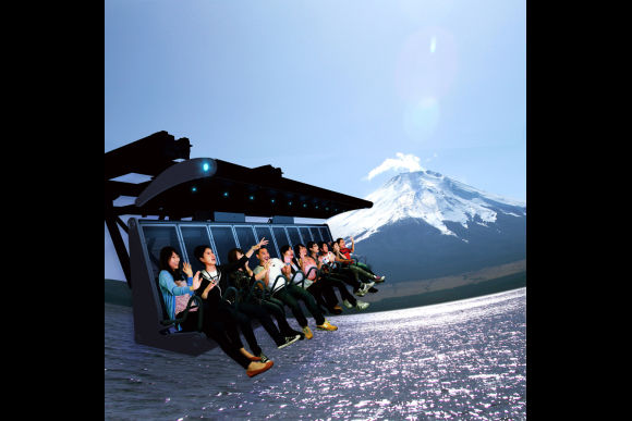 Enjoy 1-Day Bus Tour to Mt.Fuji & Meet Ninja from Tokyo! - 0