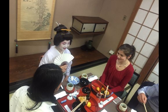 Banquet with Nagoya Geisha and Traditional Lunch or Dinner - 0