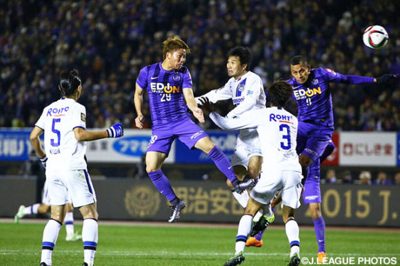 Watch an exciting football game in Nagoya, Osaka or Kyoto! - 0