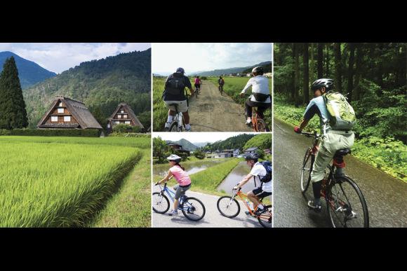 Walk or cycle around Takayama on a day tour from Nagoya - 0