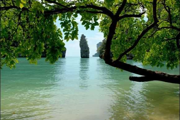 Phang Nga Bay Cruise Champagne: Island Cruiser - 0