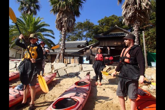 Embark on a Sea Kayaking Adventure in the Seto Inland Sea! - 0