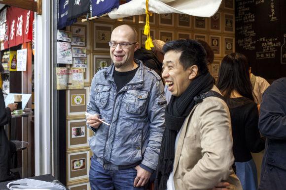 Yokocho Night (Local Bars Night) - 1