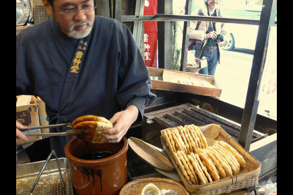 Embark on a Walking Food Tour in Kamakura! - 0
