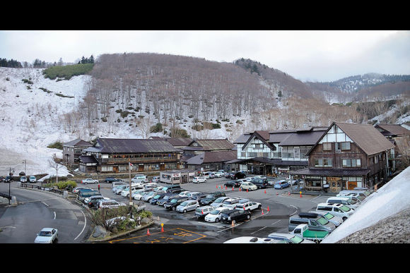 See Aomori's Waterfalls and 300-Year-Old Mountain Hot Spring - 0
